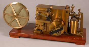 Did ampere invent the galvanometer the telegraph the for Electric motor repair baltimore