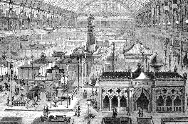 Parcours p dagogique amp re et l 39 histoire de l 39 lectricit - Bazar de l electricite paris ...